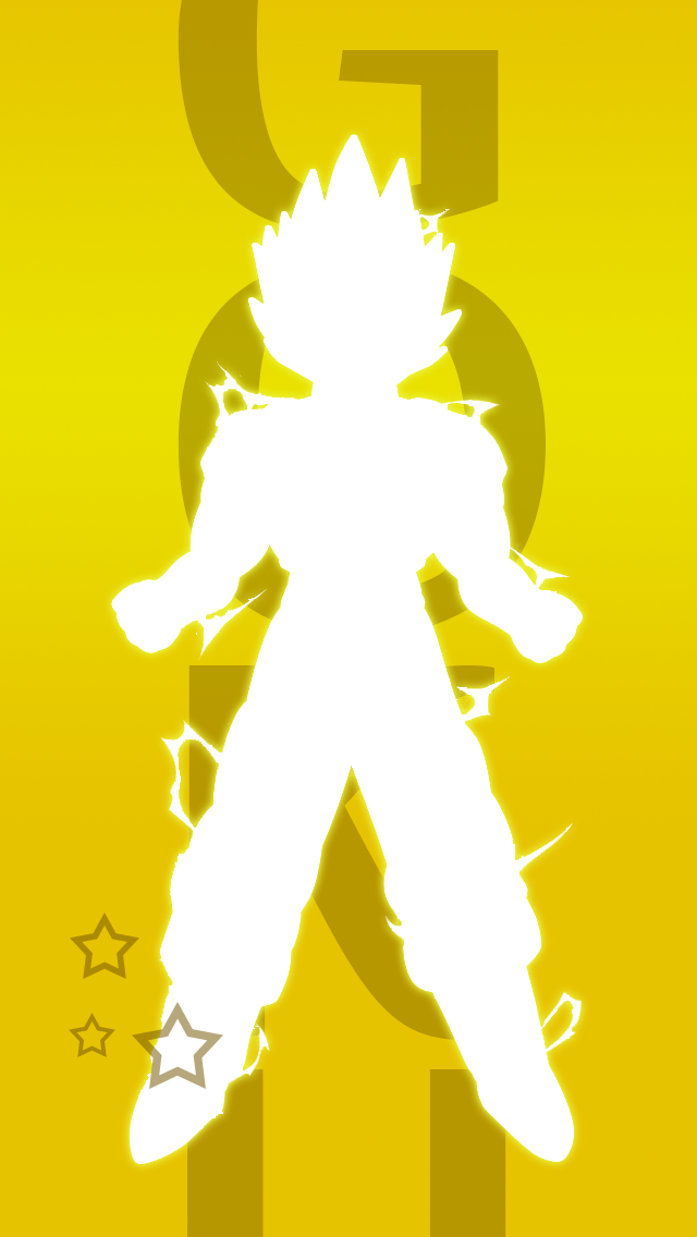 Goku iPhone 5 Wallpaper 640x1136 640x1136