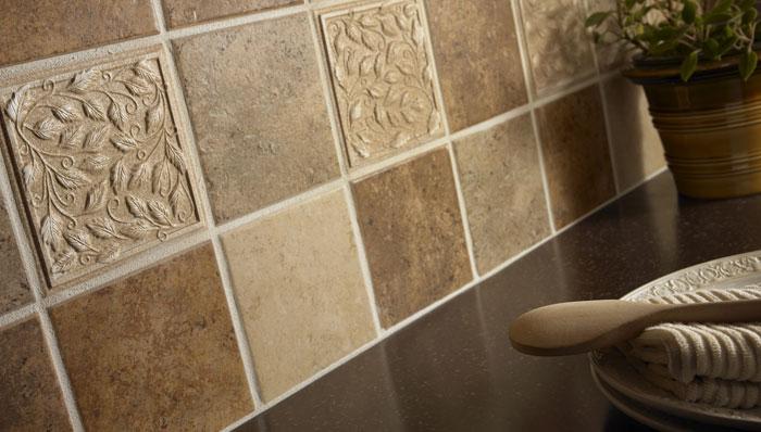 Tile backsplash in kitchen 700x398