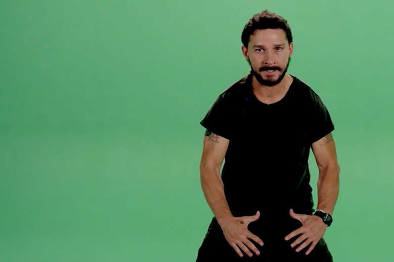 This is Why Shia LaBeouf Wants You To JUST DO IT LifeDaily 780x520