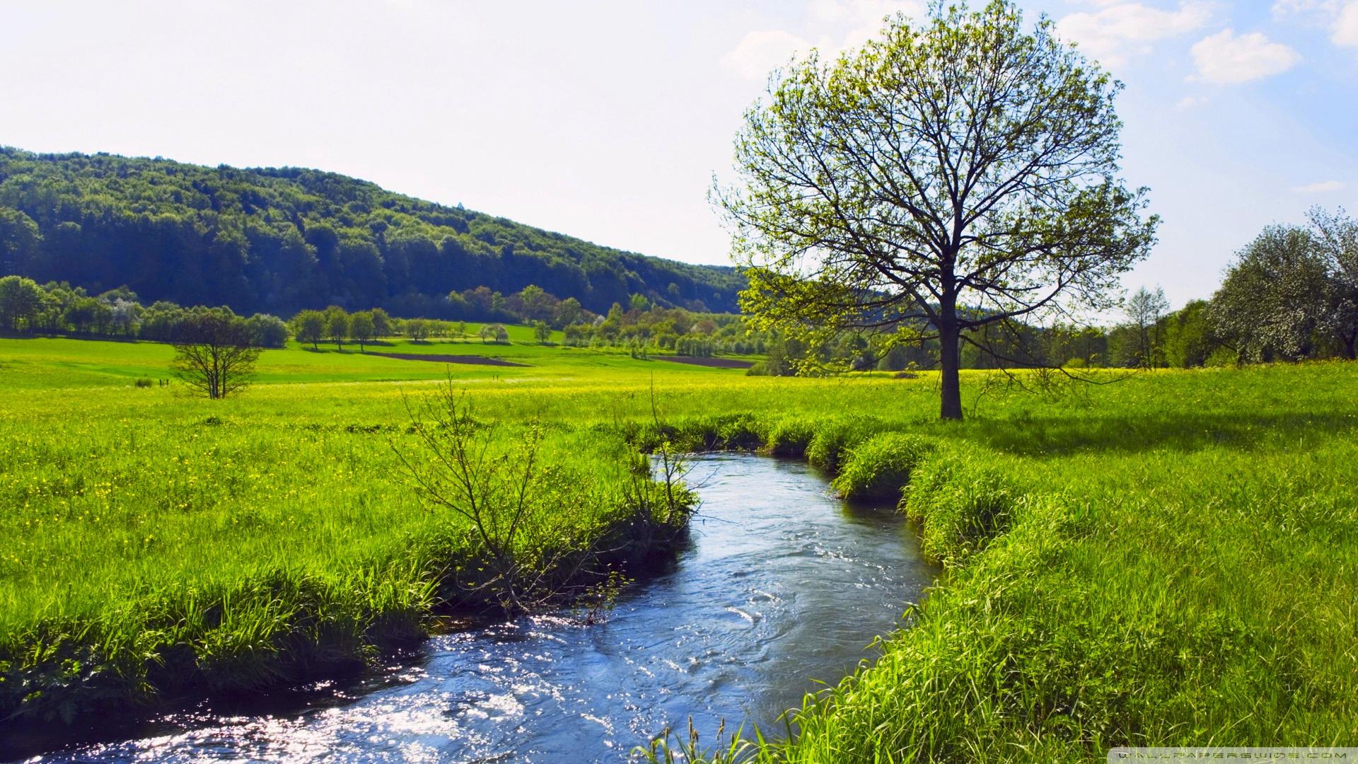 summer landscape image wallpaper - photo #20