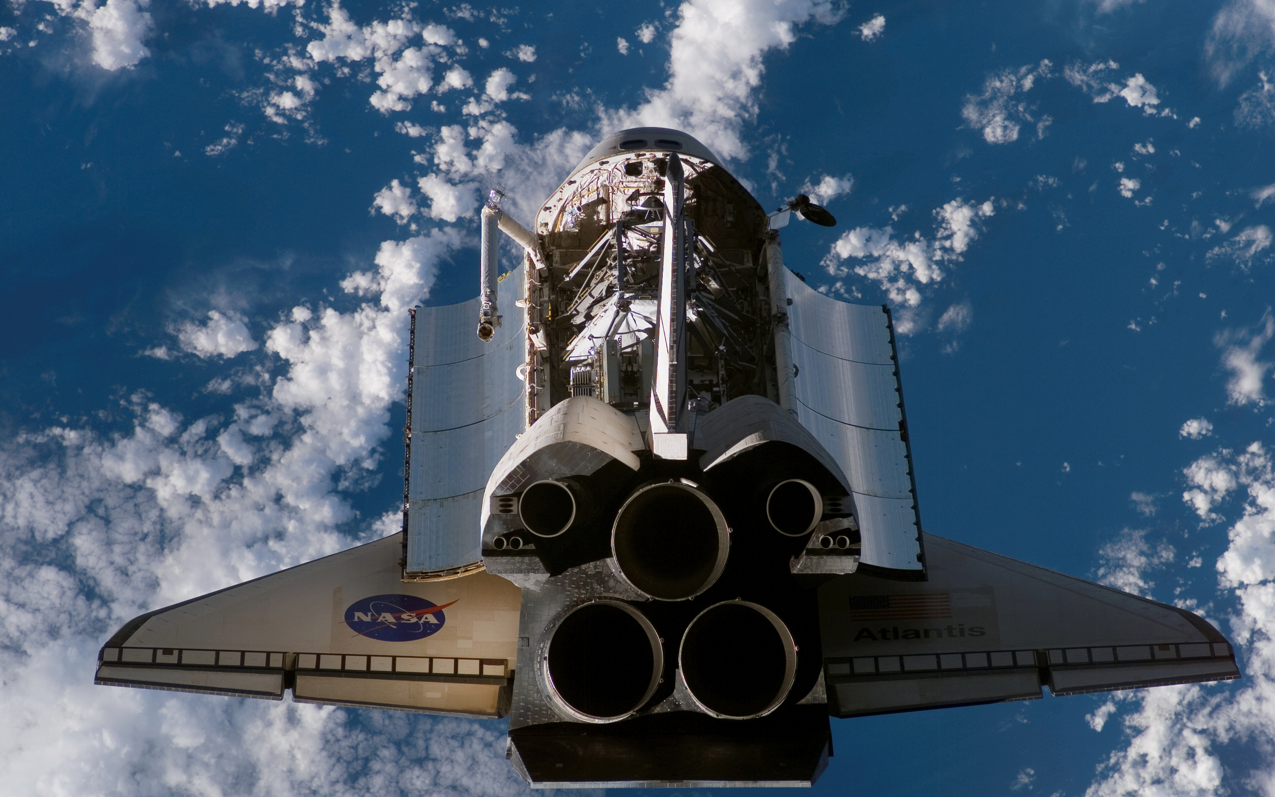 Space Shuttle Wallpapers 2560x1600