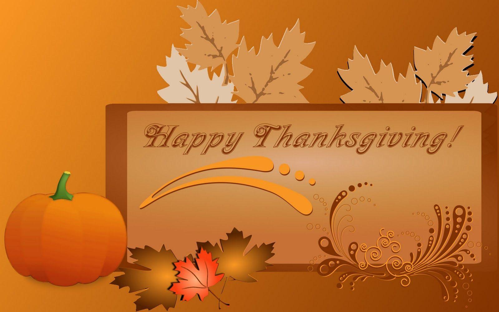 Desktop Wallpaper For Thanksgiving 1600x1000 1600x1000