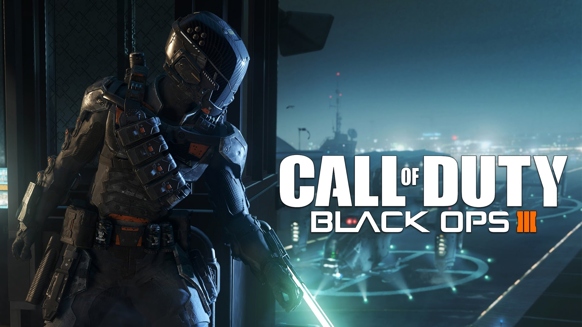 Call Of Duty Bo3 Wallpapers: Black Ops 3 Wallpaper IPhone