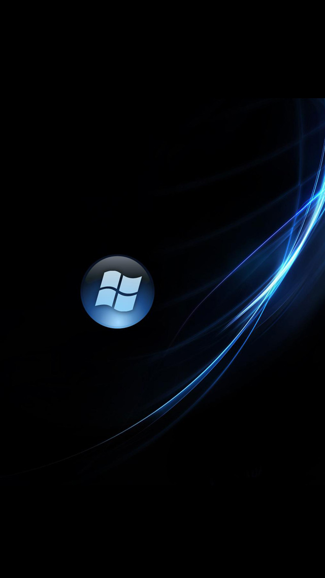 Black Wallpaper Windows Phone - WallpaperSafari