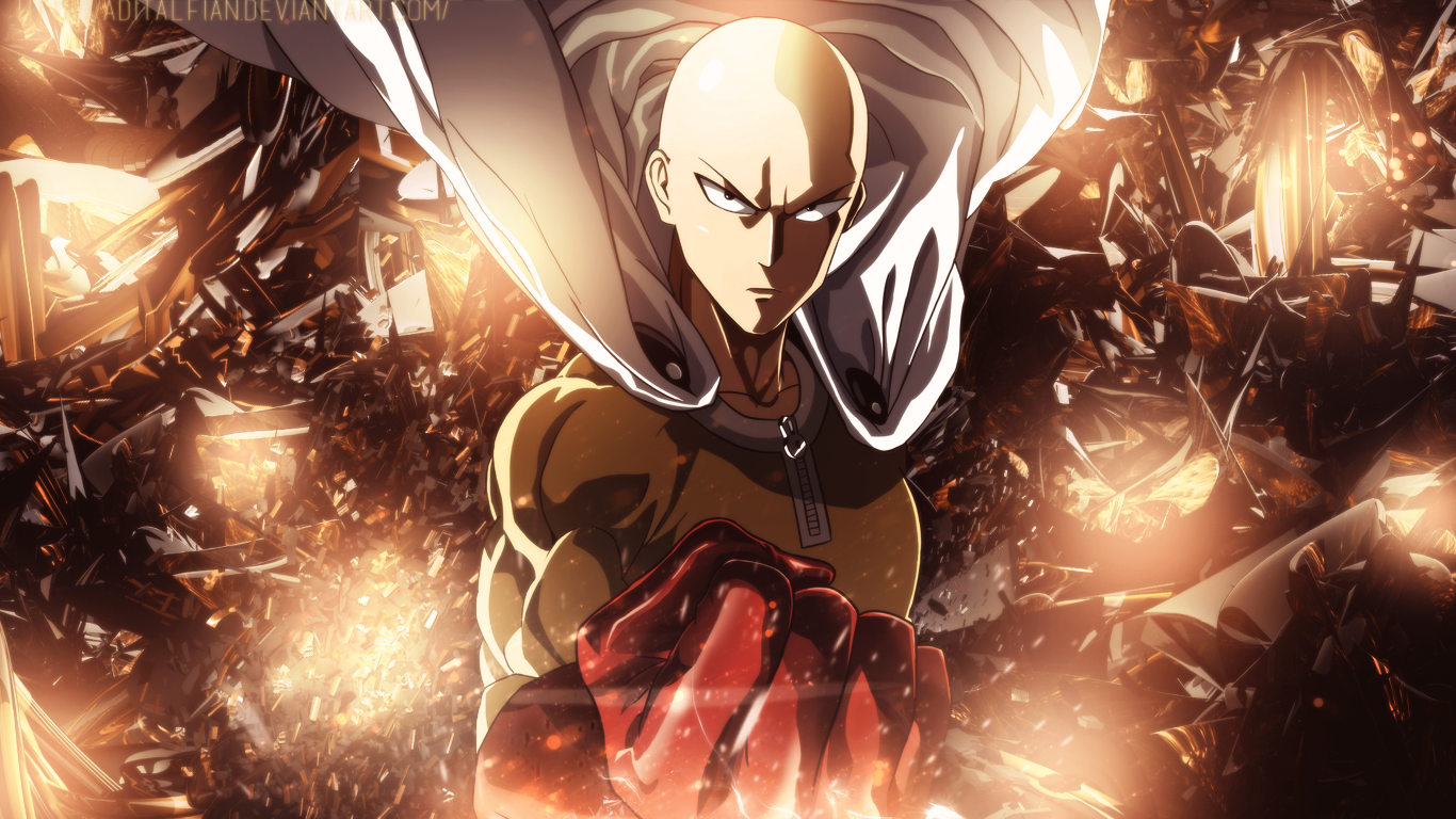 Free Download 20 One Punch Man Wallpaper My Wallpapers Hub
