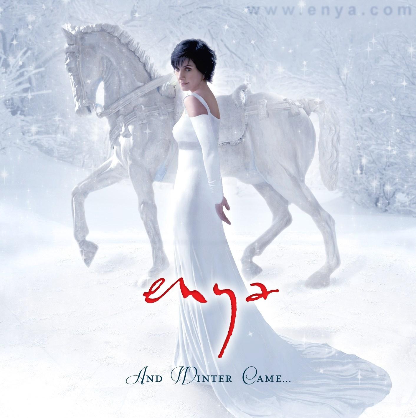 Nuevo disco de Enya And Winter Came fondos Enya wallpapers   enya 1412x1420