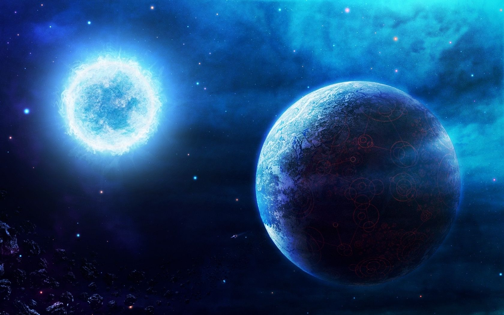 27 Binary Star Wallpapers On Wallpapersafari