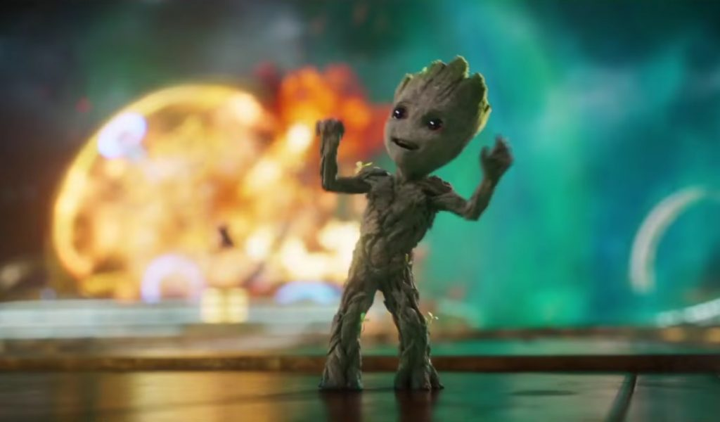 Free Download Baby Groot Dancing Wallpaper Guardians Of The Galaxy 2 1024x600 For Your Desktop Mobile Tablet Explore 88 Groot Wallpapers Baby Groot Wallpaper Groot Wallpapers Groot Wallpaper