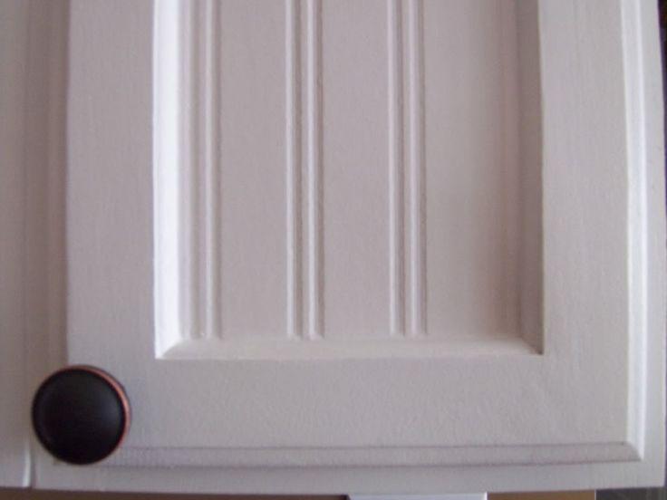 Best beadboard wallpaper wallpapersafari - Wallpaper on kitchen cabinet doors ...