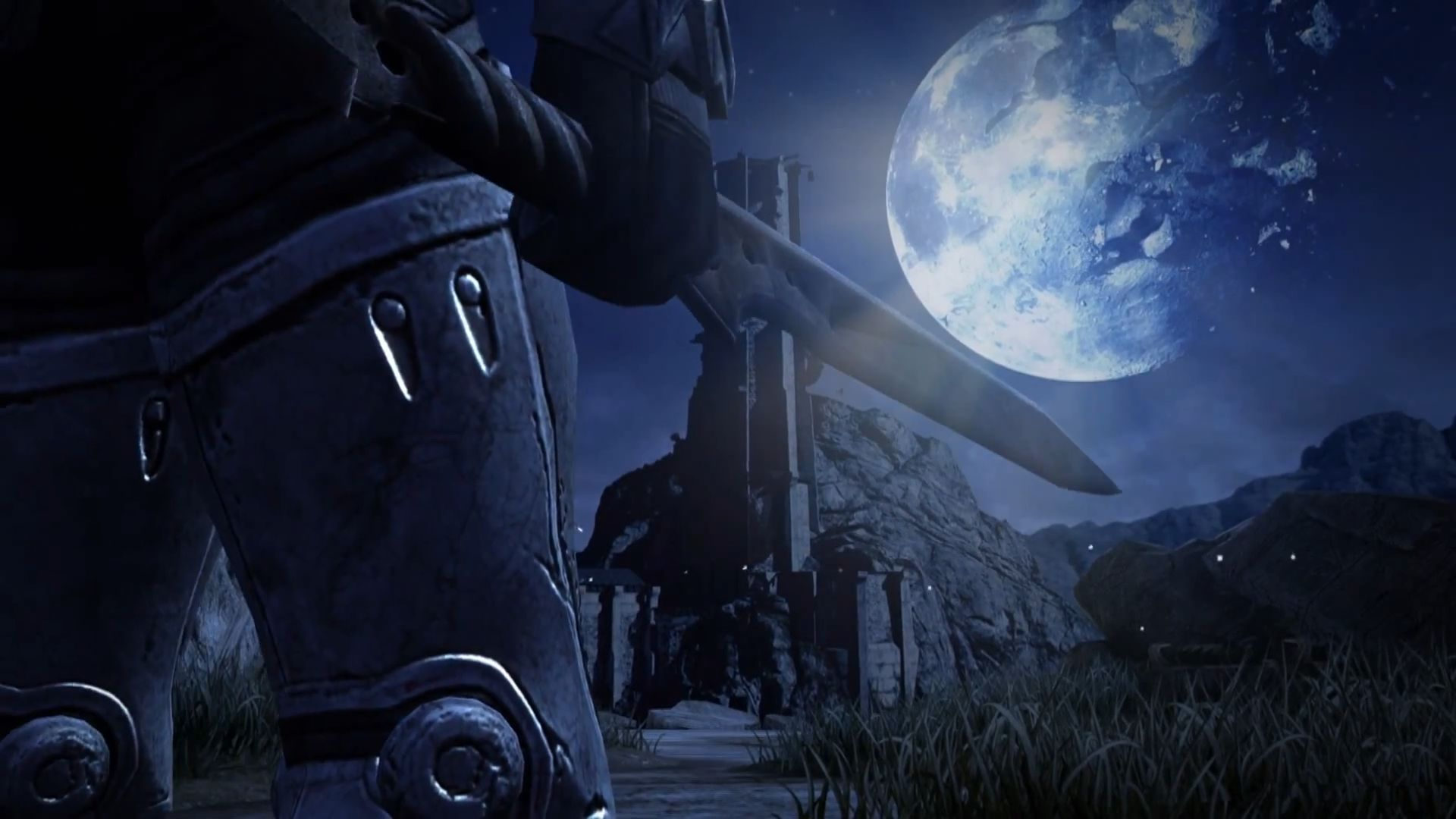 Infinity Blade 3 Wallpaper Infinity blade patch for 1920x1080