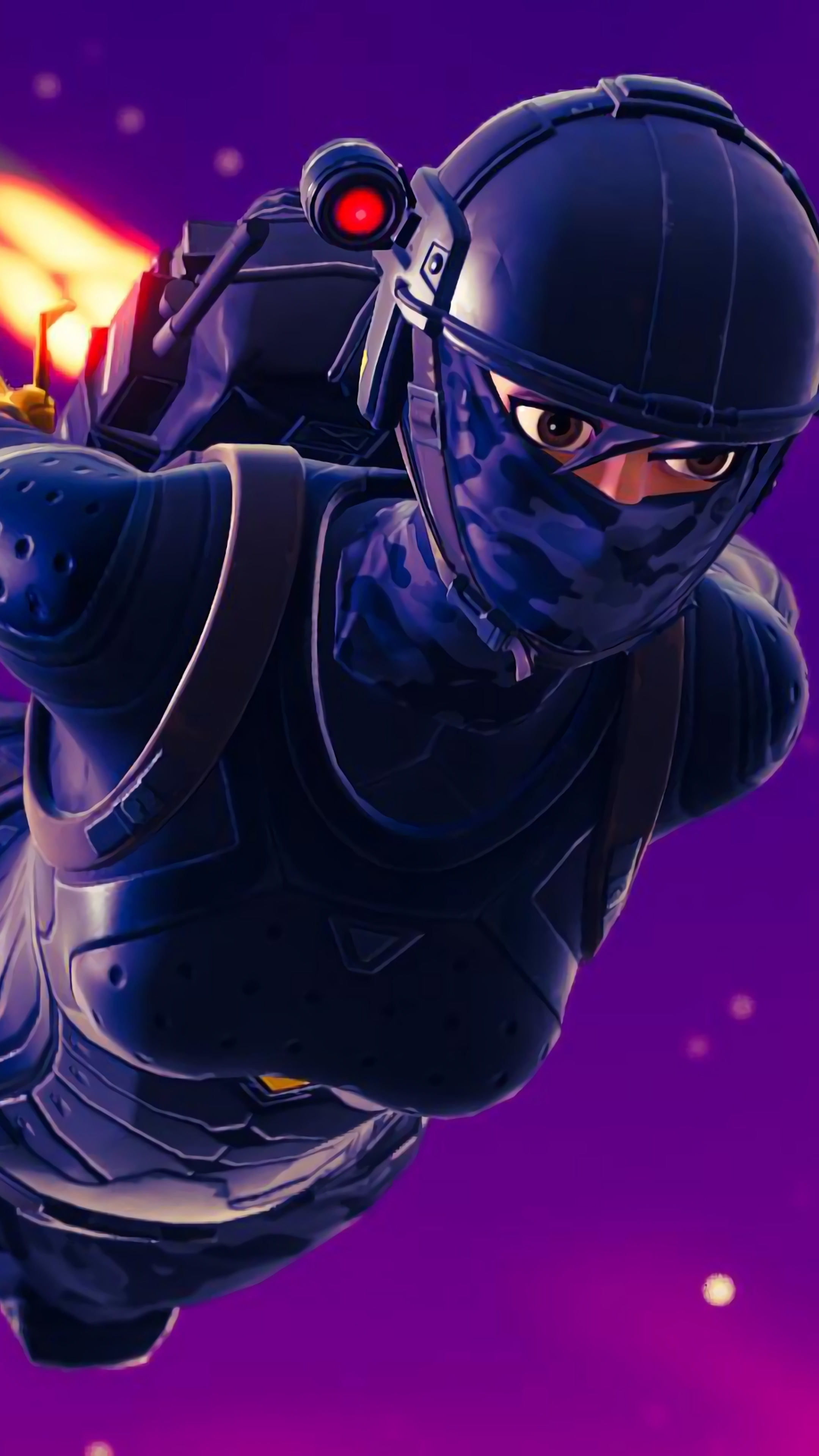 28 Elite Agent Fortnite Wallpapers On Wallpapersafari