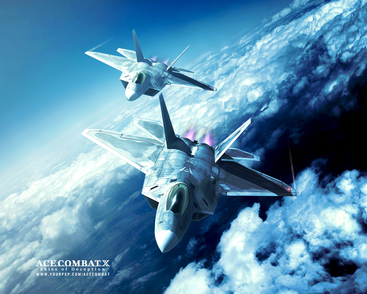 Video Game   Ace Combat Ace Combat 3 Wallpaper 1280x1024