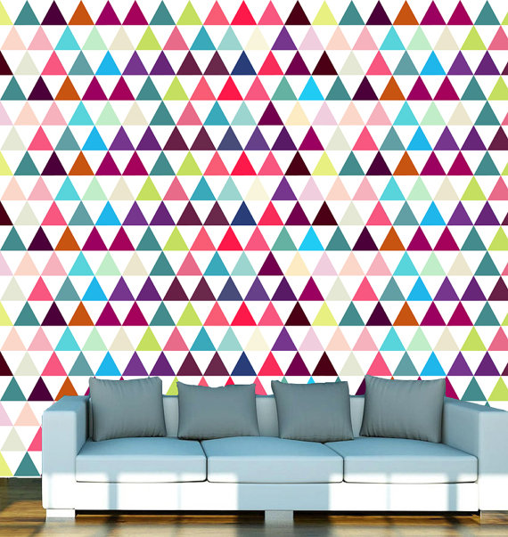 Wallpaper removable self adhesive vinyl Peel and Stick Removable 570x603