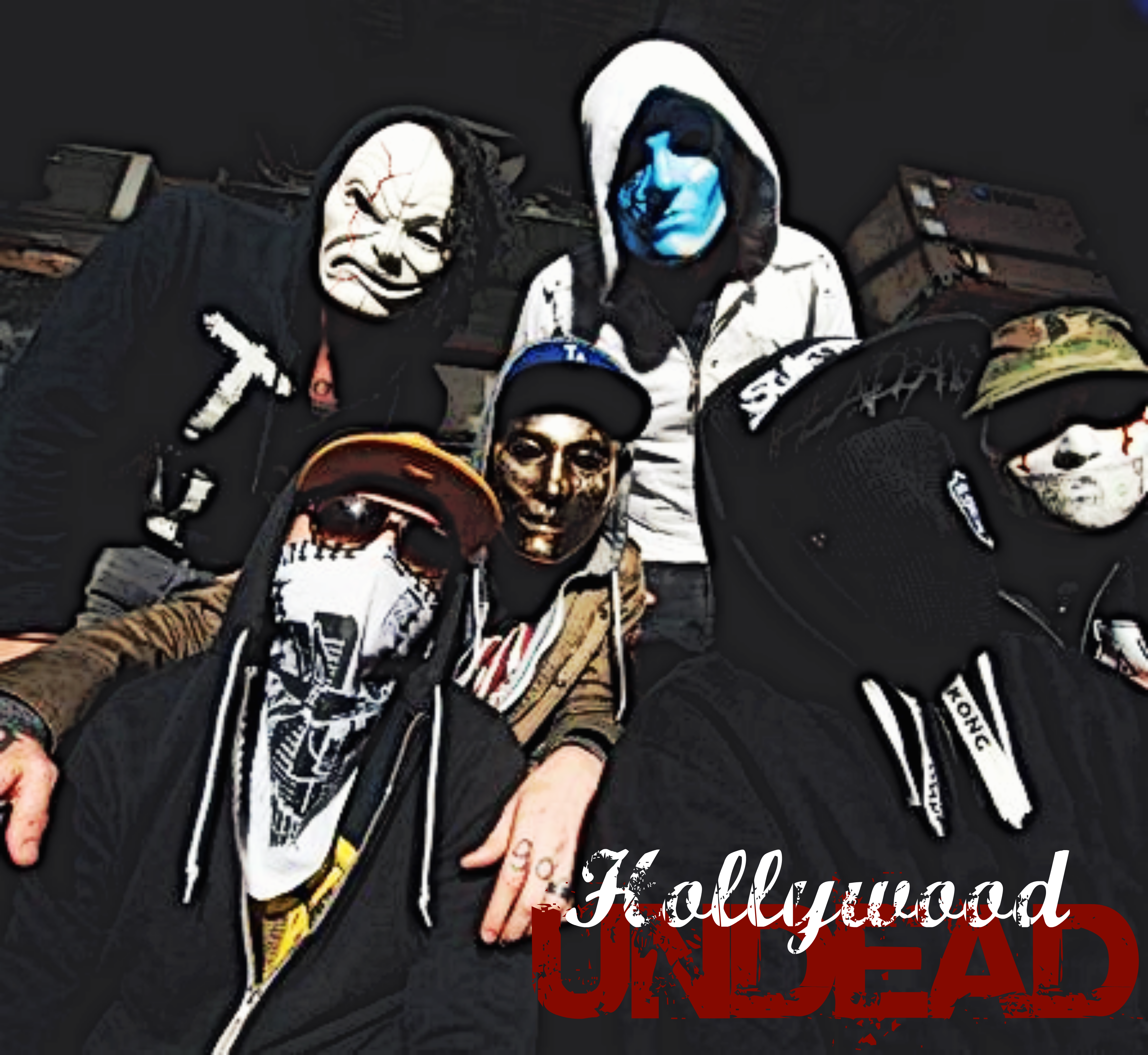 Hollywood Undead Wallpaper Logo Hollywood undead   wallpaper 3568x3280