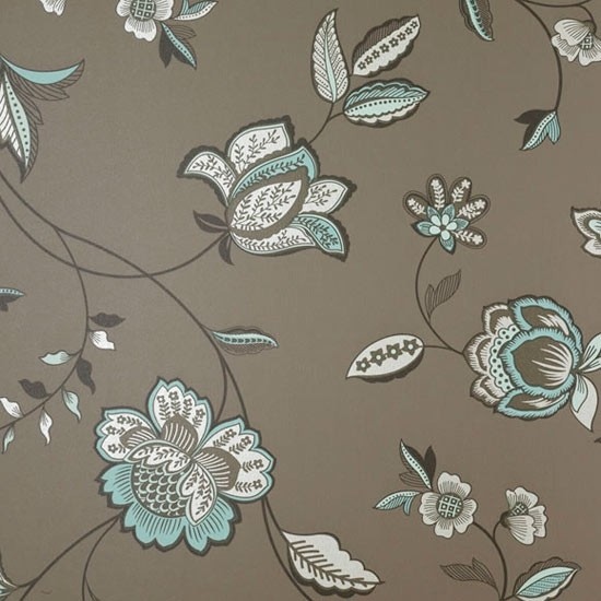 Floral wallpaper from Wilkinson Contemporary wallpapers Wallpaper 550x550