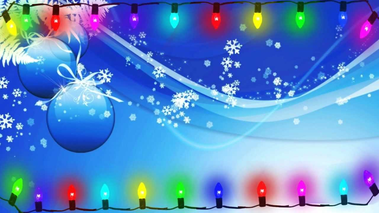 1800 Awesome Christmas Video Motions Effects Makes Nice 1280x720