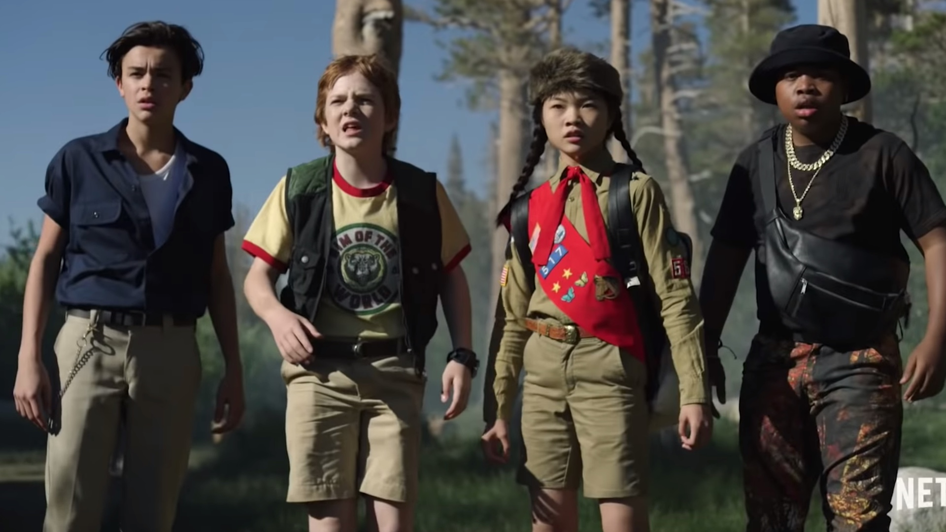 Young Teens Fight Against an Alien Invasion in Trailer for 1920x1080