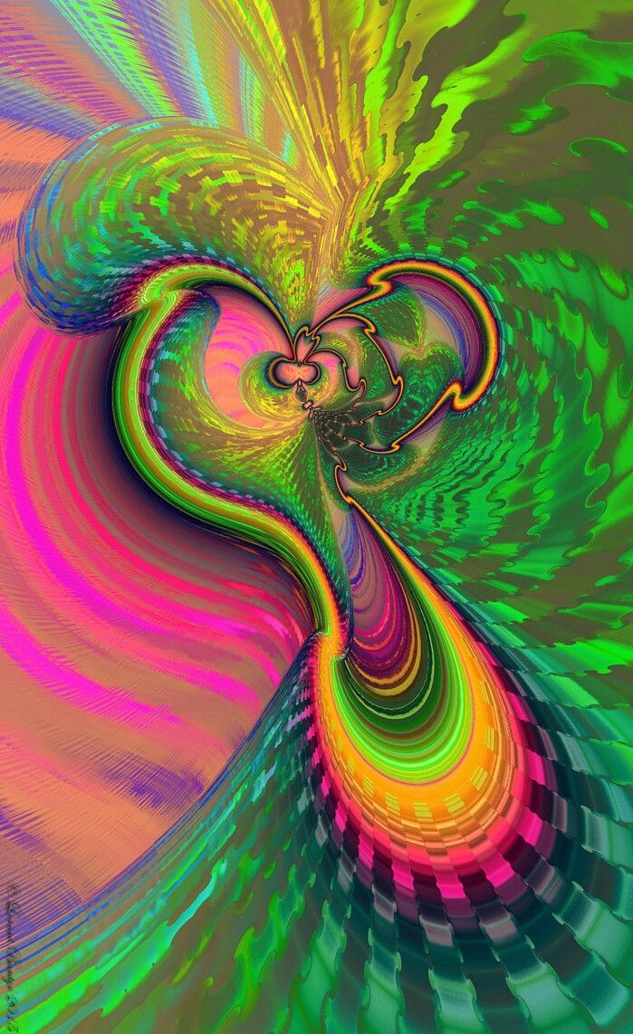 Pin by Tim Dixon on Wallpapers in 2020 Fractal art Abstract art 699x1142