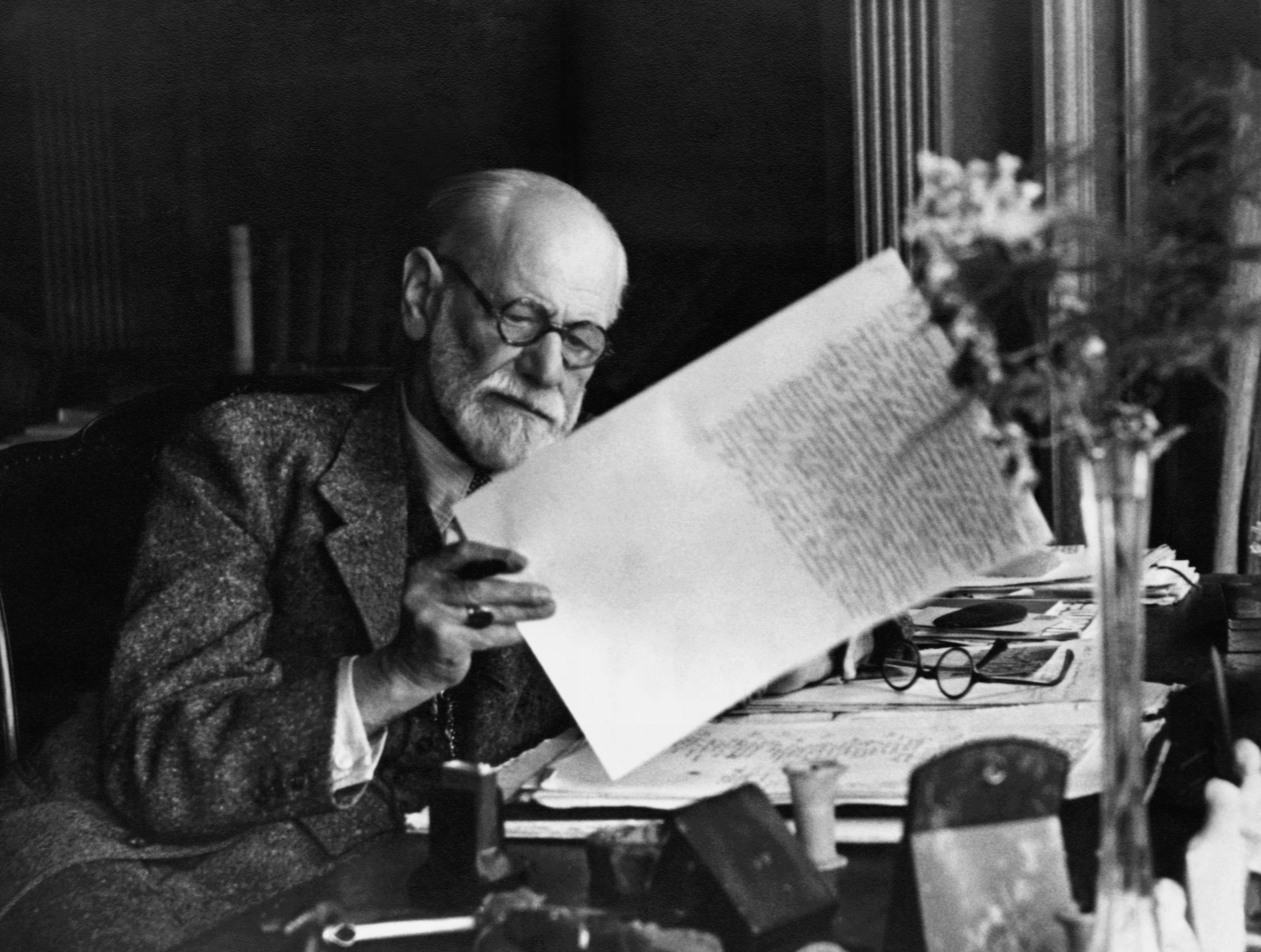Sigmund Freud 4k Ultra HD Wallpaper Background Image 4048x3057 4048x3057