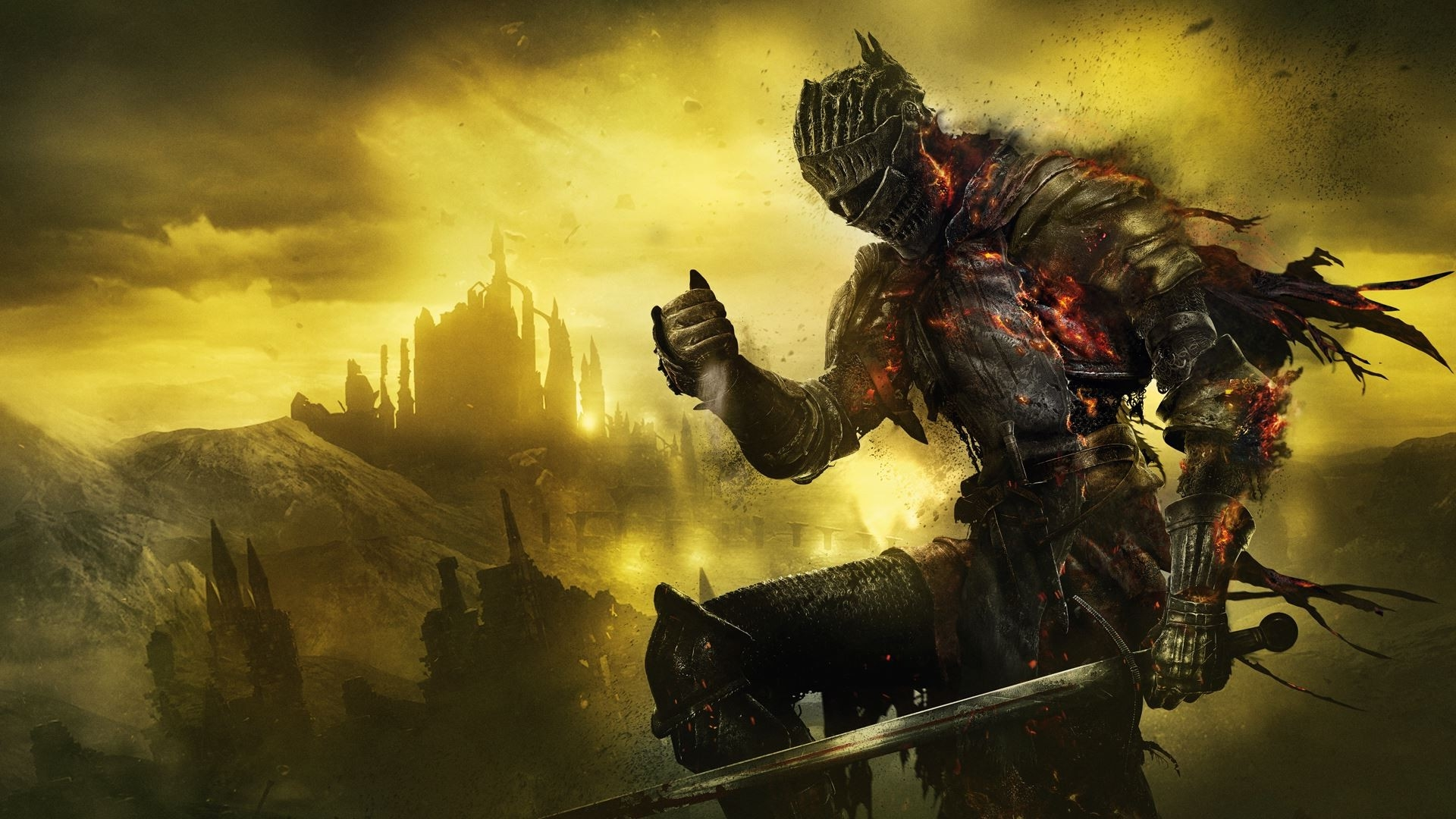 Wallpaper Dark Souls 3 06   Jeux JVL 1920x1080