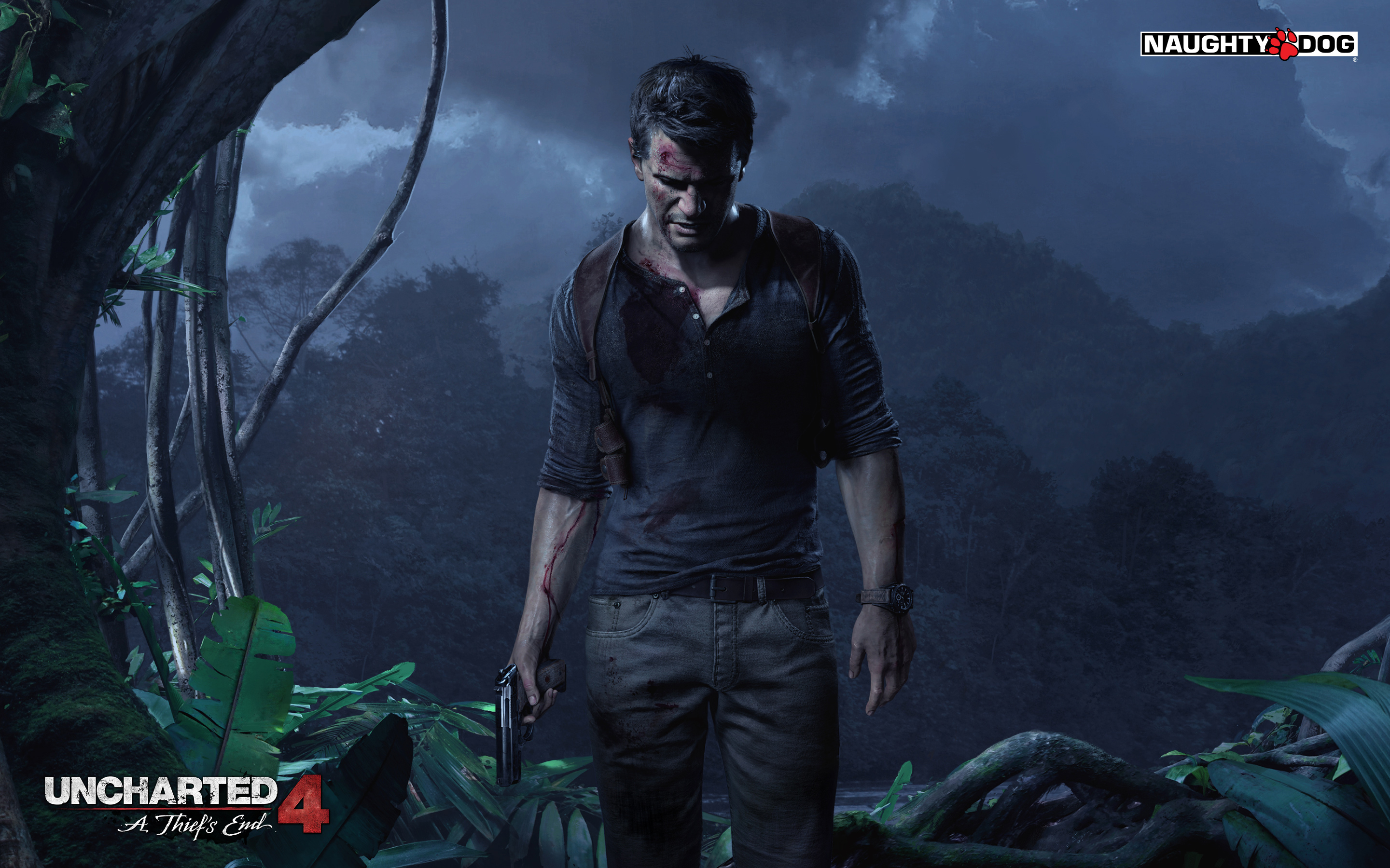 Uncharted 4 A Thief End HD Wallpapers   All HD Wallpapers 2880x1800