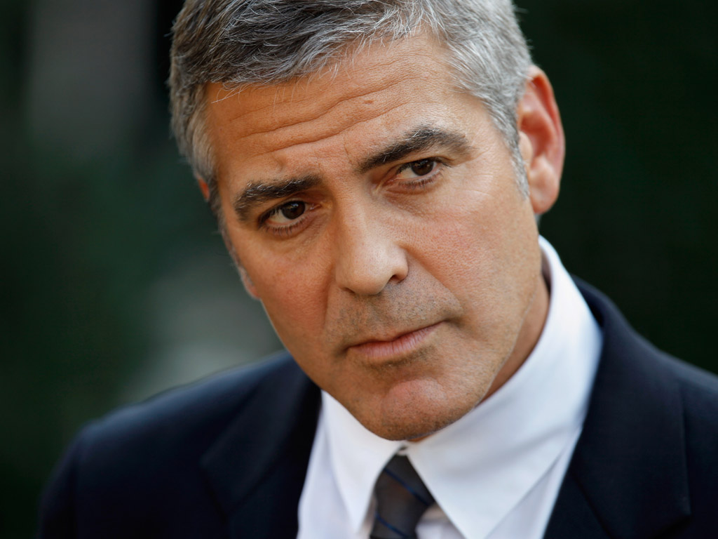 George Clooney Wallpapers   Top George Clooney Backgrounds 1024x768