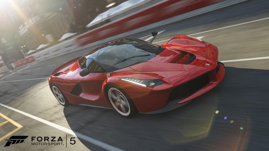 Forza5 LaFerrari Announcement WM 940x529