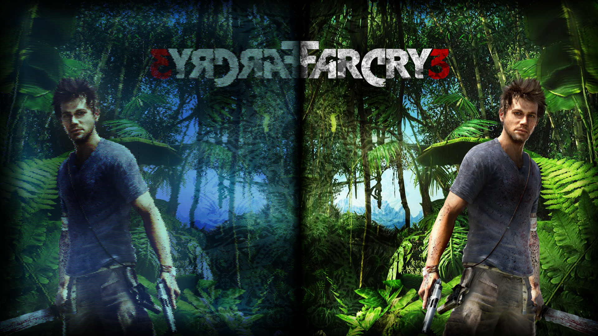 Far Cry 3 Wallpaper by PeneIopie 1920x1080