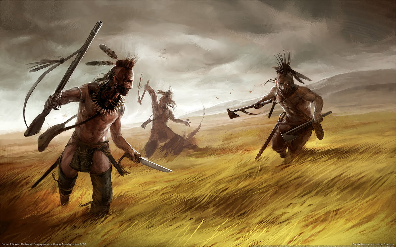 Fuentes de Informacin   Wallpapers Total War [HD] 1600x1000