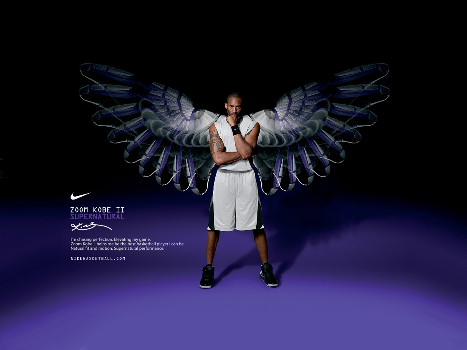 Pics Photos   Wallpaper France Nike Basketball Stars Pictures 1600x1200