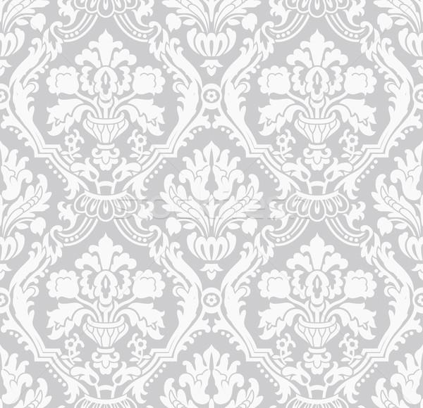 Vros Grafika Fl Textile Pattern And Wallpaper 600x580