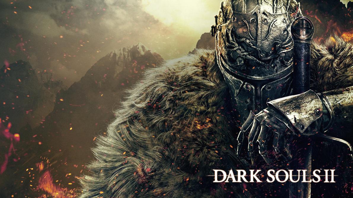 Dark Souls 2 Unpublished Wallpaper by tarabodej 1191x670