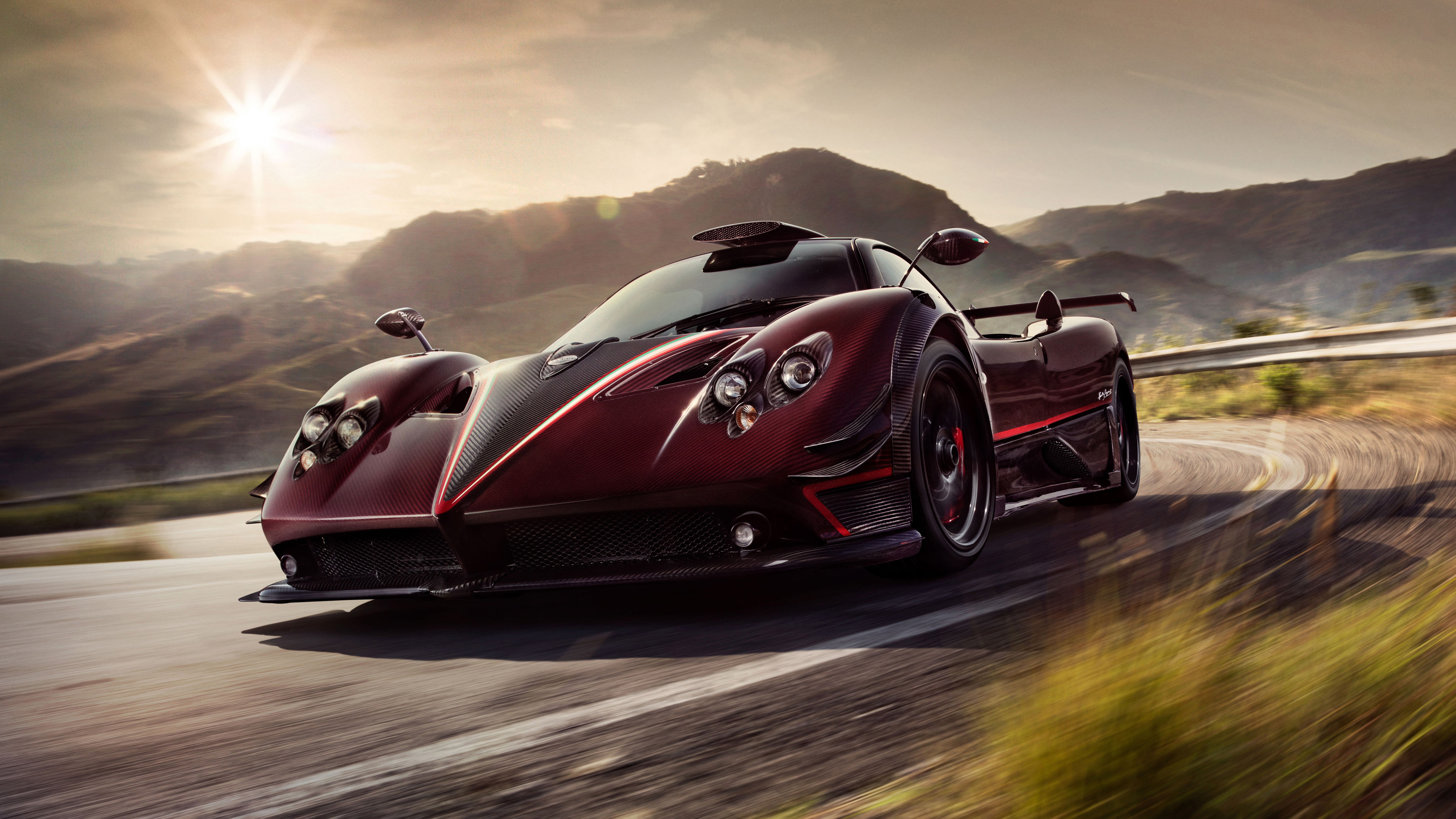 Pagani Wallpapers and Background Images   stmednet 4096x2304