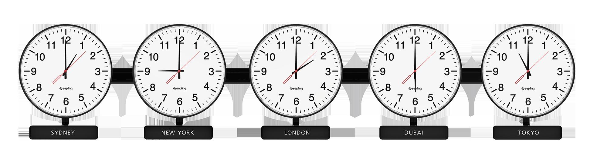 Time Zone Clock Wallpaper - WallpaperSafari