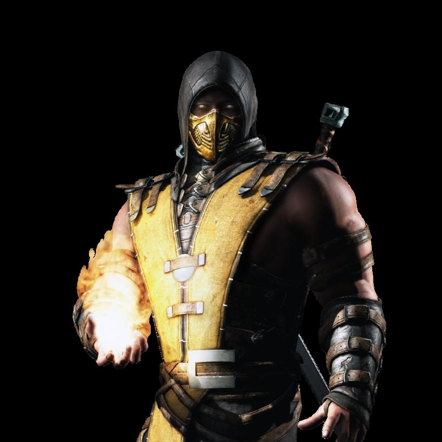 MKWarehouse Mortal Kombat X Scorpion 894x894