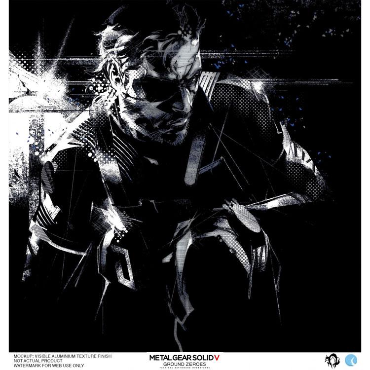 Diamond Dogs Metal Gear Wallpaper Mgs yoji shinkawa artwork 750x750