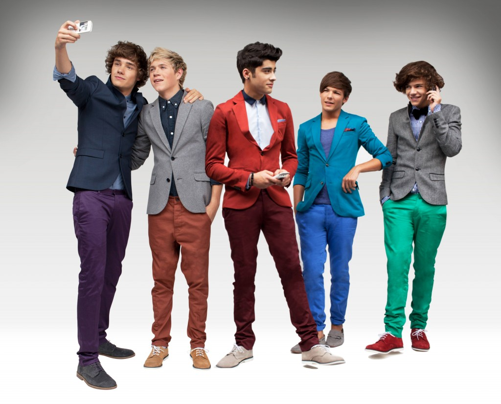 One Direction Wallpapers 1024x825
