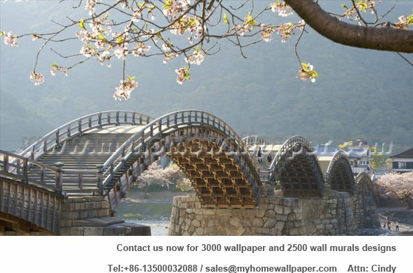 Japanese Natural Scenery Wallpaper Special Design Muralbh3044   Buy 600x397