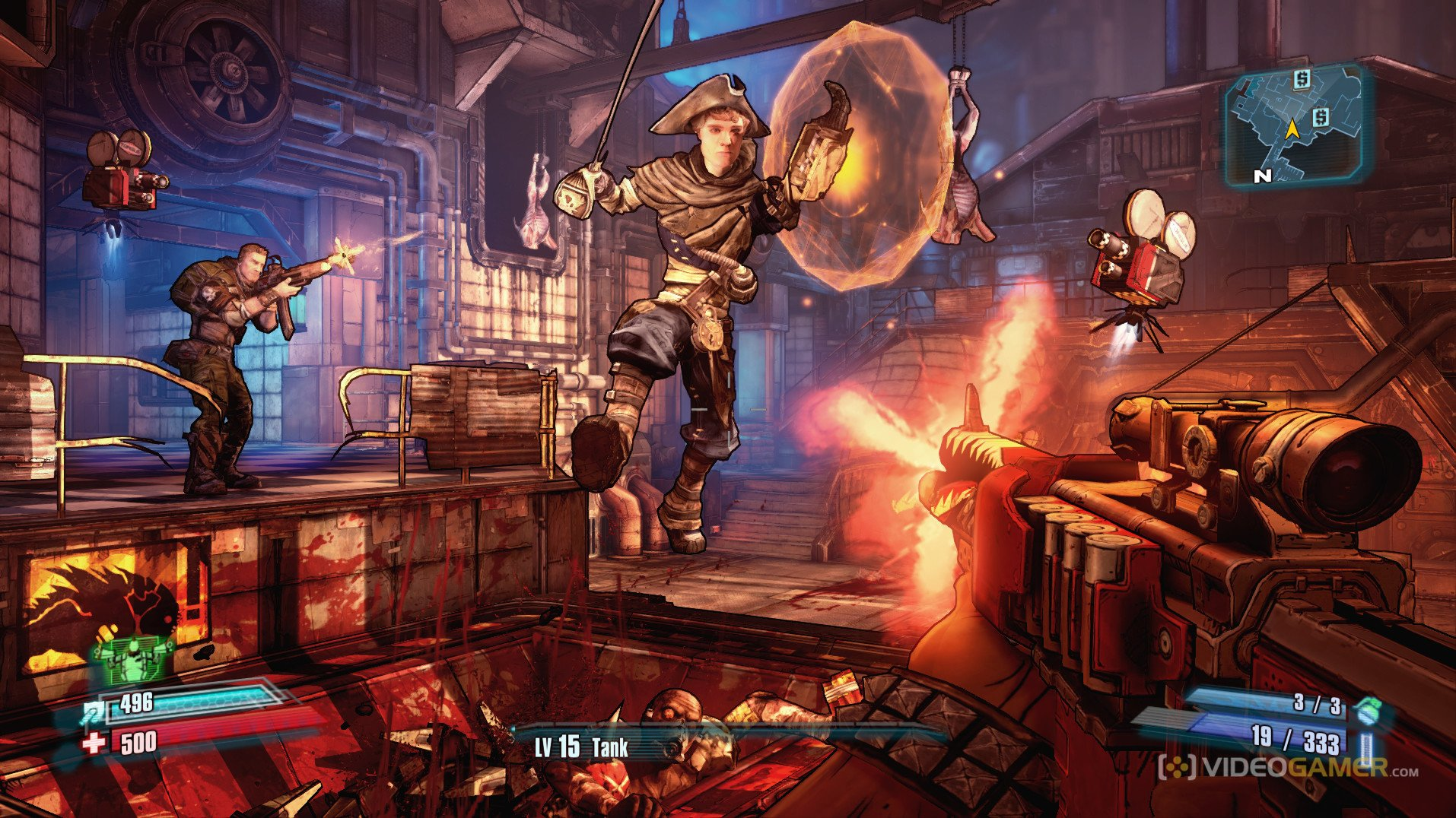 Free Download Borderlands Pre Sequel Shooter Action Rpg Sci Fi