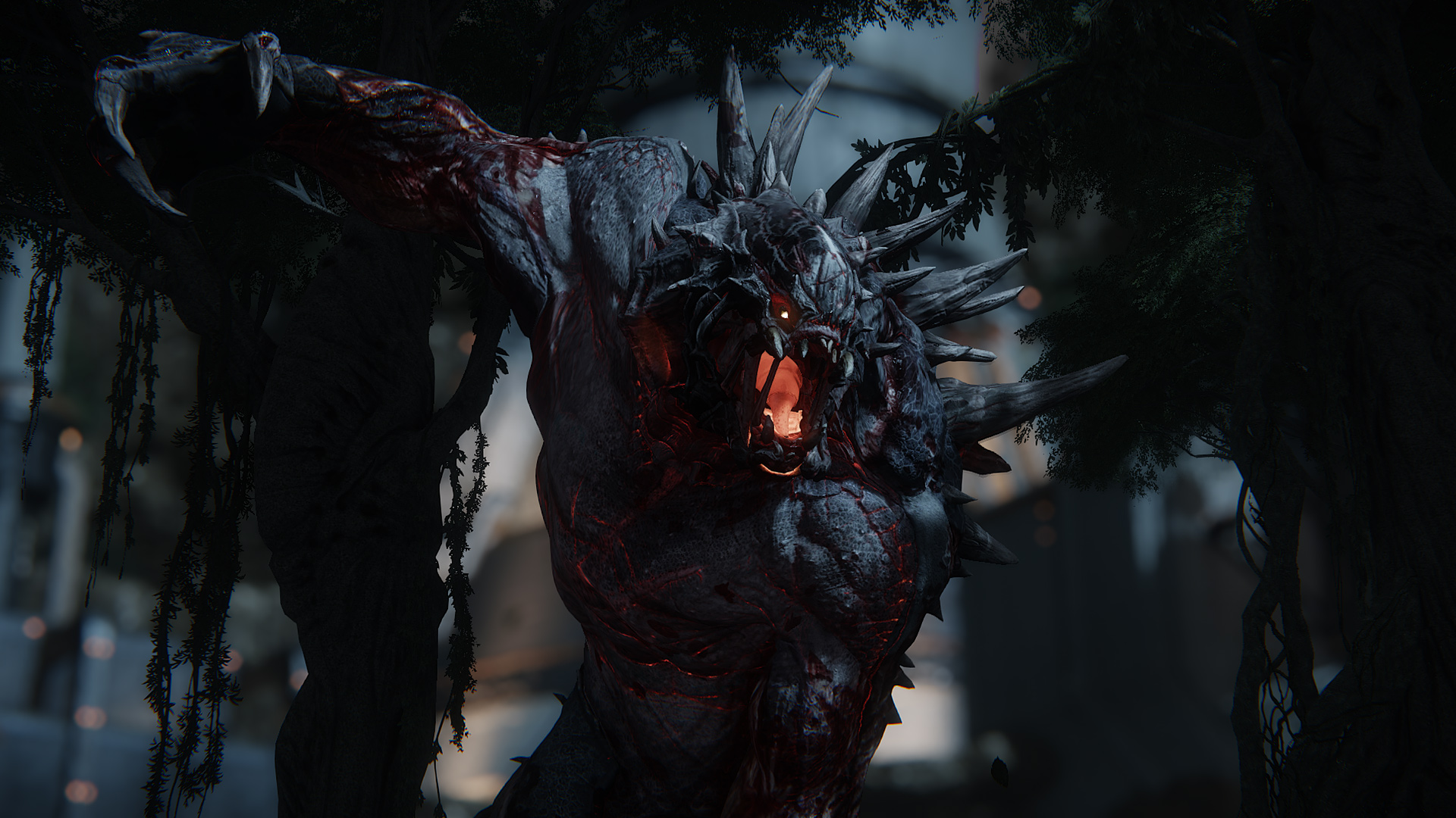 Designing Evolves terrifying video game monsters The Verge 1920x1080