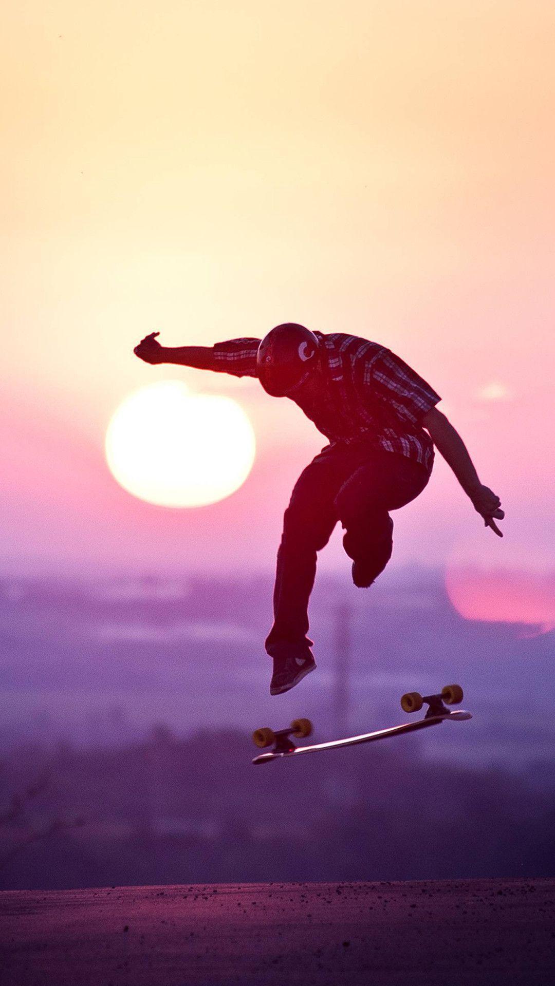 Skateboard iPhone Wallpapers   Top Skateboard iPhone 1080x1920
