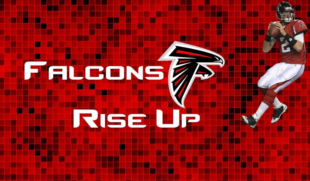 Atlanta Falcons Desktop Wallpapers 1024x600