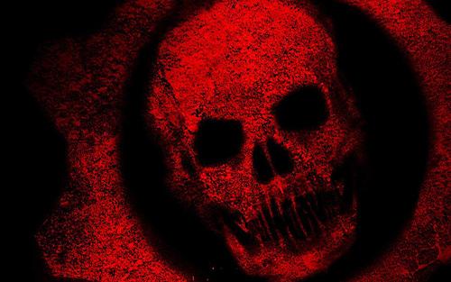 crimson omen wallpaper 500x313