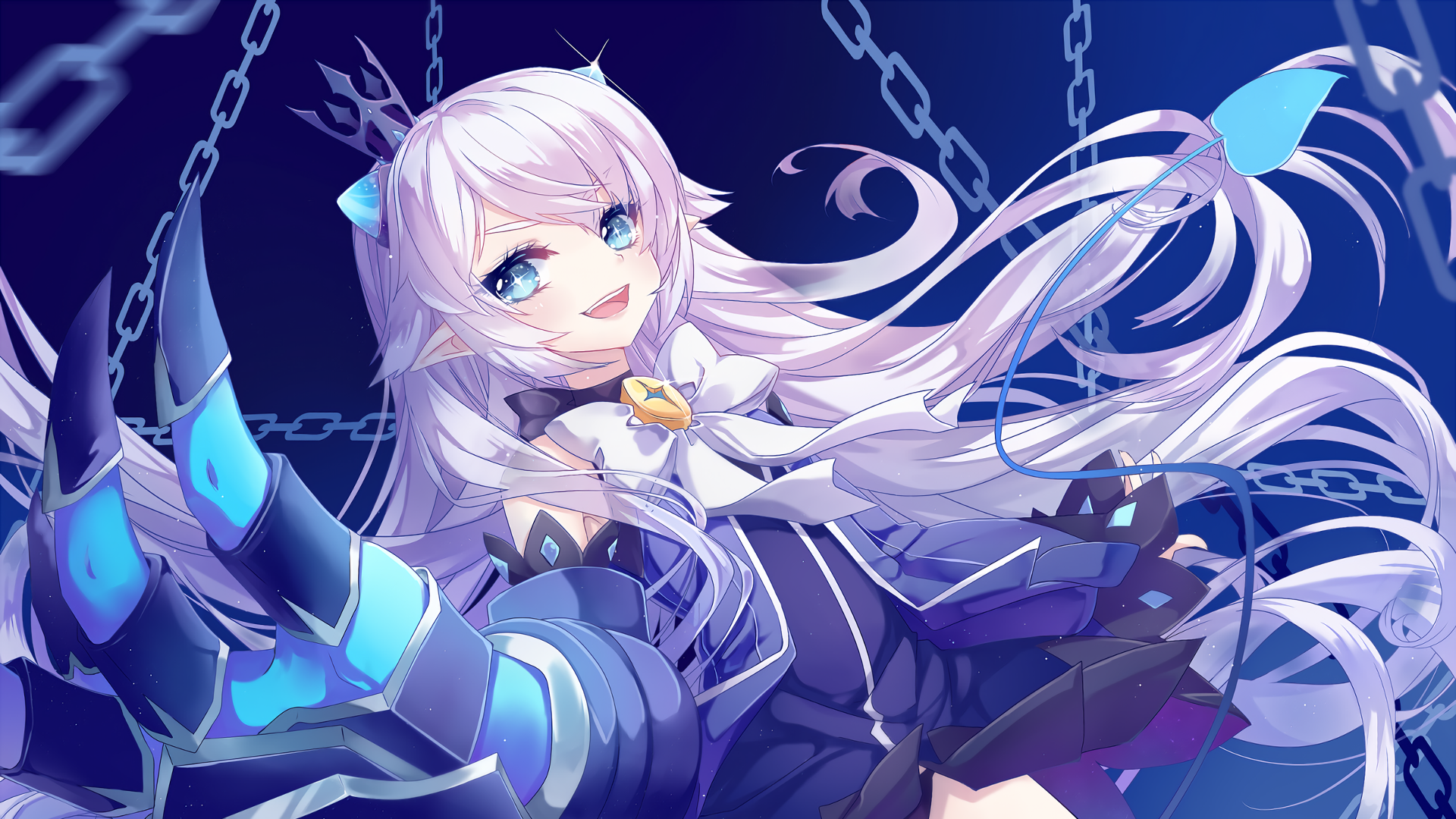 7 Lu Elsword HD Wallpapers Background Images 1920x1080