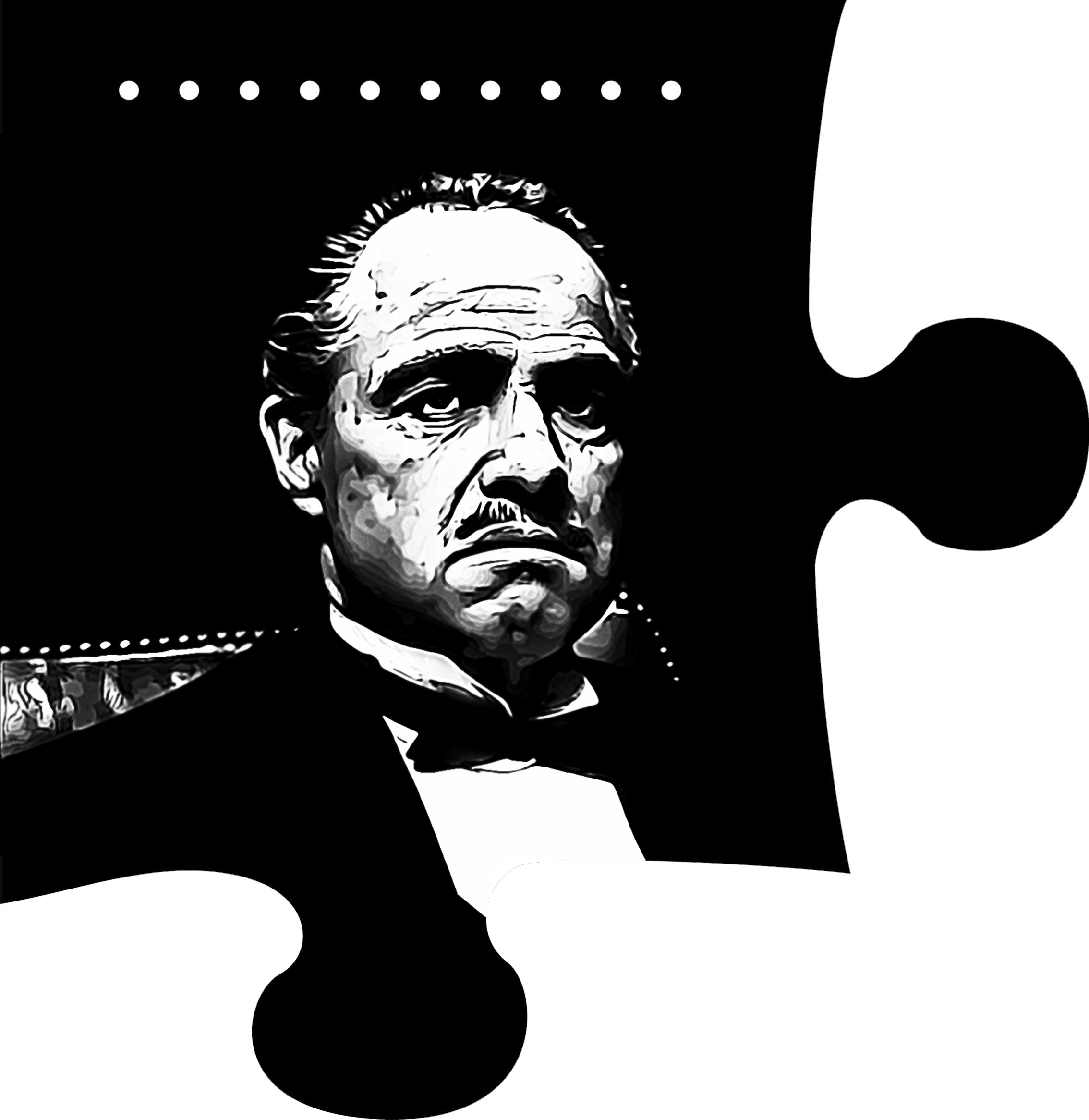 Vito Corleone Wallpapers 2268x2332