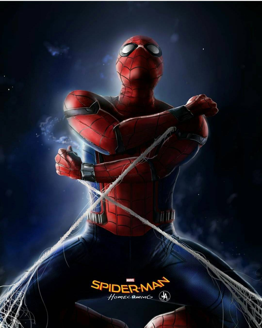 Spiderman Homecoming Wallpaper