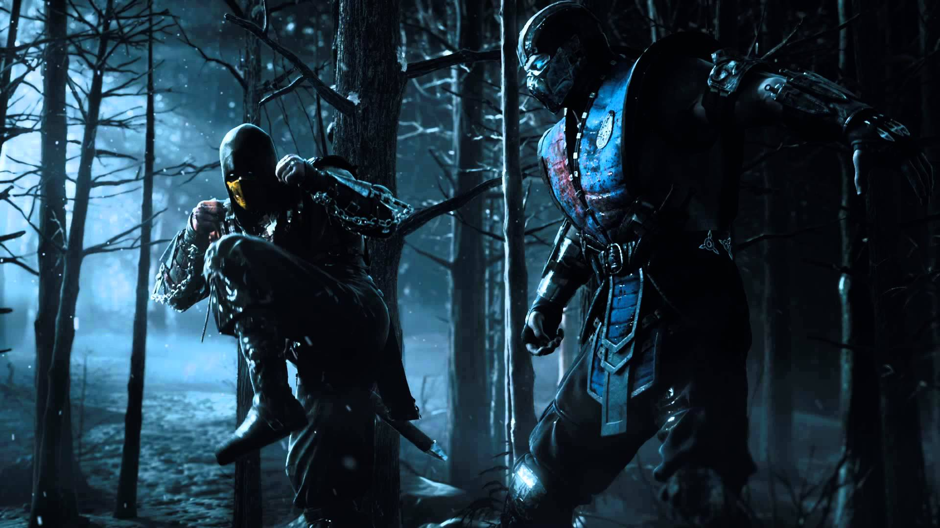 Free Download Mortal Kombat X Wallpaper 12 1920x1080 For Your