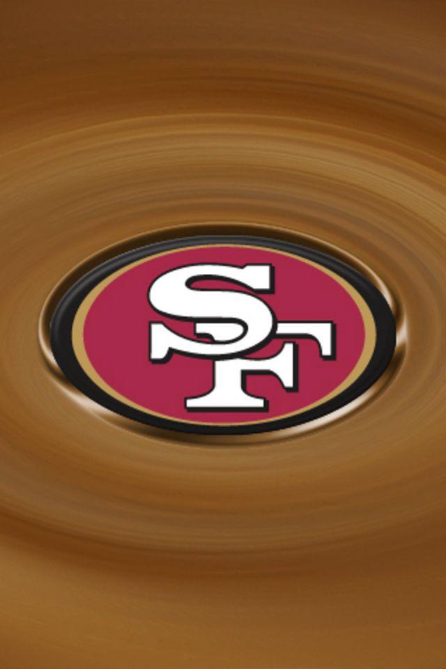 San Francisco 49ers iPhone Wallpaper HD 640x960