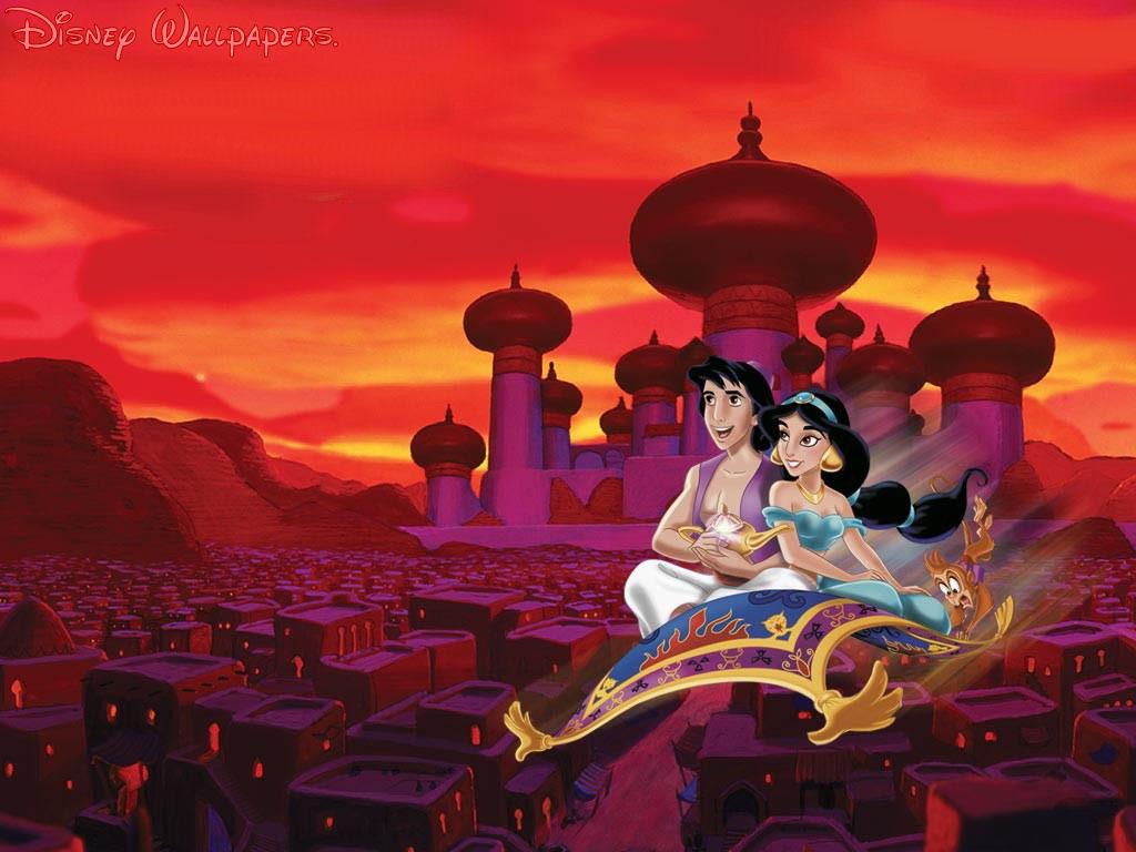 50 Classic Disney Wallpapers 1024x768