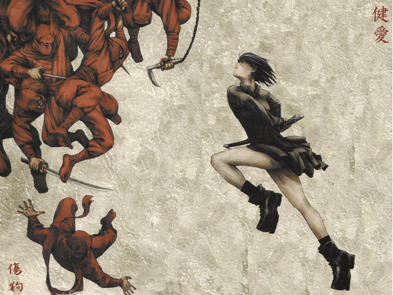 Home Gallery Dogs Bullets and Carnage Wallpapers Dogs 790x593